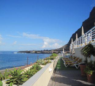 Gemütliche Plätzchen zum Sonnen Hotel Gran Rey