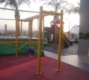 Spielplatz im Selekt Hotel Side Crown Palace