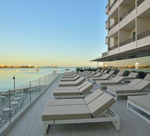 Solarium Intertur Hotel Hawaii Ibiza