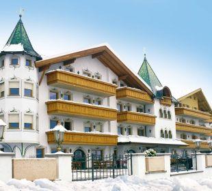 Winter in Villanders Berglandhotel Untertheimerhof