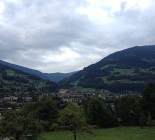 Aussicht vom Balkon Landhaus Schneider