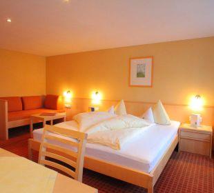 Sonnenzimmer die Sonnigen Hotel und Restaurant