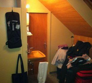 Abstellraum, nicht Zimmer Hotel Appenzellerhof