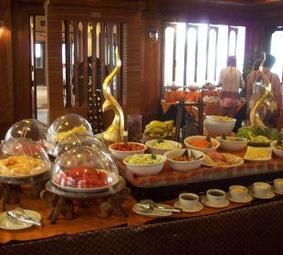 Frühstückbüffet  Hotel Mukdara Beach Villa & Spa Resort