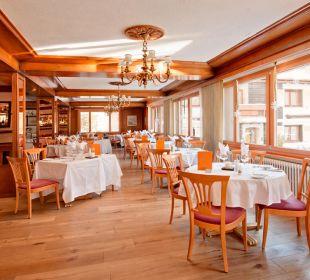 Speisesaal Hotel Bristol