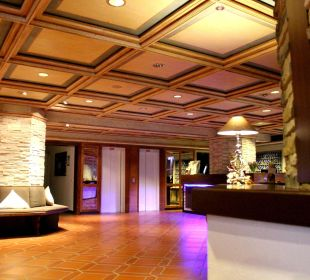 Lobby Quellness Golf Resort - Das Ludwig