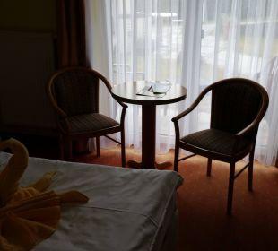 Zimmer 12 Pension Erdmann