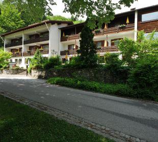Von weitem gar nicht schlecht Ruchti's Hotel & Restaurant