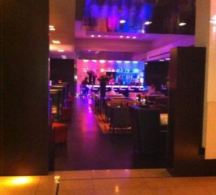 Tolle Hotelbar Park Plaza Riverbank London