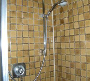 Dusche Zimmer Nr. 12 Hotel Emer Hof