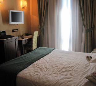 Zimmer Hotel Tritone Venice Mestre