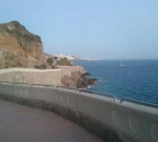 Beim spazieren gehen Richtung Strand  Gloria Palace Amadores Thalasso & Hotel