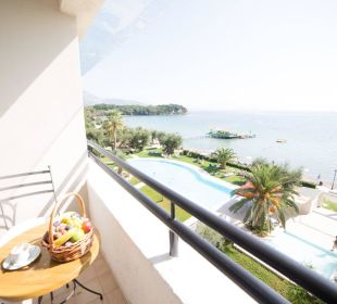 Ausblick Hotel Elea Beach