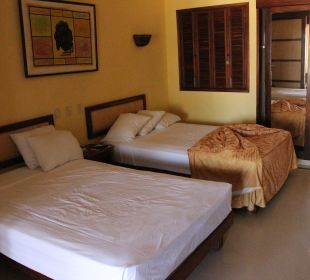 Sehr bequeme King-Size Betten VIK Hotel Cayena Beach Club