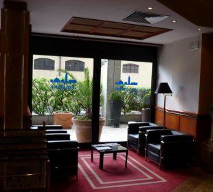 Lobby  Hotel Tritone Venice Mestre