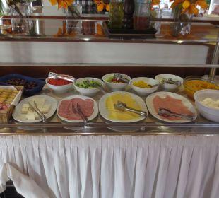 Spärliche Auswahl! Evdion Hotel