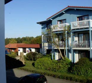 Ausblick Best Western Hotel Hanse-Kogge