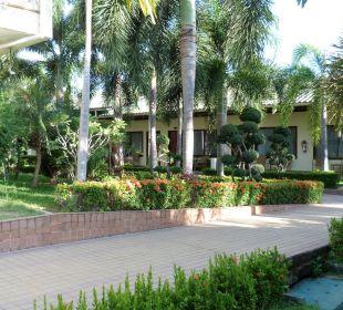 Sehr gepflegt Thai Garden Resort