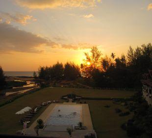 Sonnenuntergang Khao Lak Riverside Resort & Spa