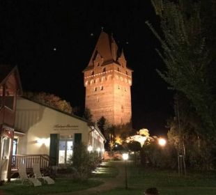 Wellnessbereich Ringhotel Schloss Tangermünde