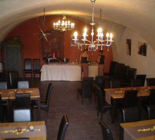 Kleiner Saal Hotel Meisnerhof