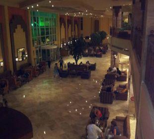 Lobby von oben