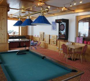 Spielzimmer Hotel Rustika