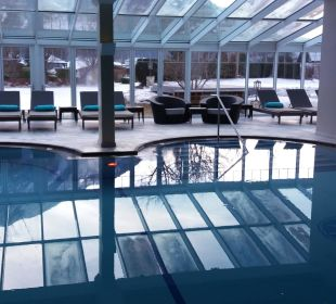 Pool Hotel Oberforsthof