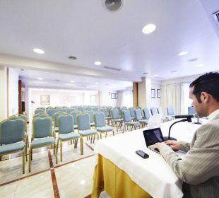 Sala de Reuniones Hotel San Cristobal