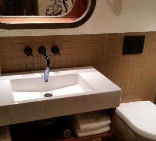 Waschbecken 25hours Hotel HafenCity