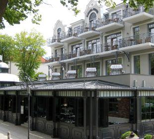 Die Perle des Jugendstils Europa Hotel Kühlungsborn