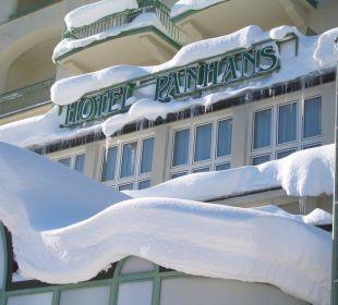 Hotel Panhans Frontansicht Hotel Panhans