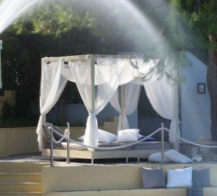 Prive Sunbeds Acrotel Elea Village