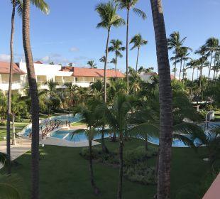 Ausblick vom Zimmer  Secrets Royal Beach Punta Cana