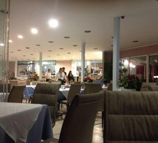 Modernes Restaurant  Hotel Corissia Princess