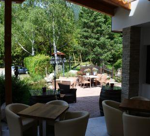 Gartenanlage Hotel Kärntnerhof