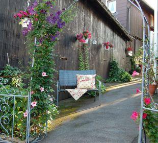 ****Bergidylle romantischer Innenhof Bergidylle Harz - Suites
