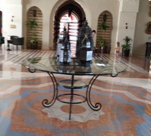 Eingangshalle Hotel Iberotel Makadi Beach