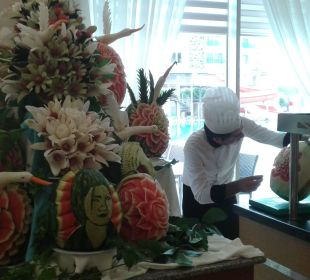 Schnitzkunst Hotel Narcia Resort Side