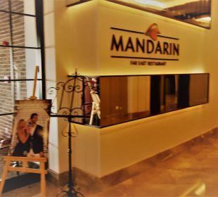 """Das Restaurant """"Mandarin"""" im Aska Lara Aska Lara Resort & Spa"""