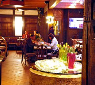 """Restaurant """"Malztenne"""" Hotel Brauhaus zum Löwen"""