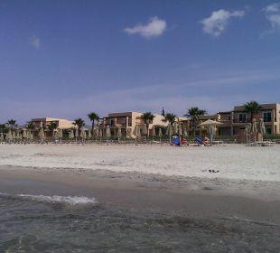 Blick zur Hotelanlage Hotel Horizon Beach Resort