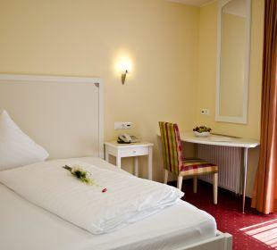 Einzelzimmer The Hotel