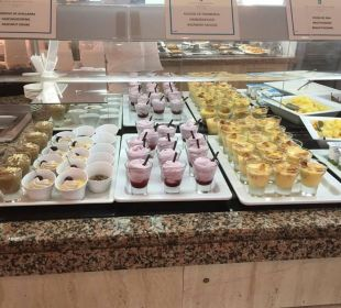 Buffet Hotel Playa Esperanza