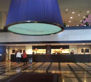 Lobby Hotel The Westin Leipzig