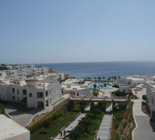 Ausblick von der Lobby Hotel Continental Plaza Beach