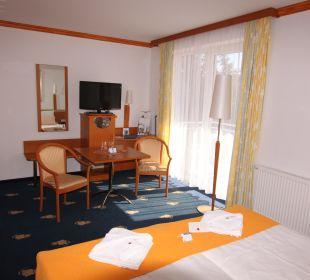 Doppelzimmer Best Western Hotel Hanse-Kogge