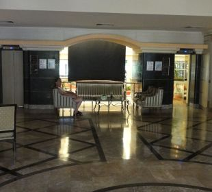Liftanlage innen Hotel Aqua