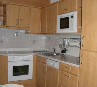 Küche FeWo 2-3 Personen Ferienwohnungen Annelies