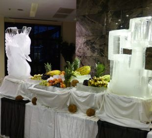 Figuren aus Eis Sensimar Side Resort & Spa